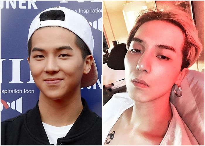 winner member mino looking slimmer and sharper after losing weight