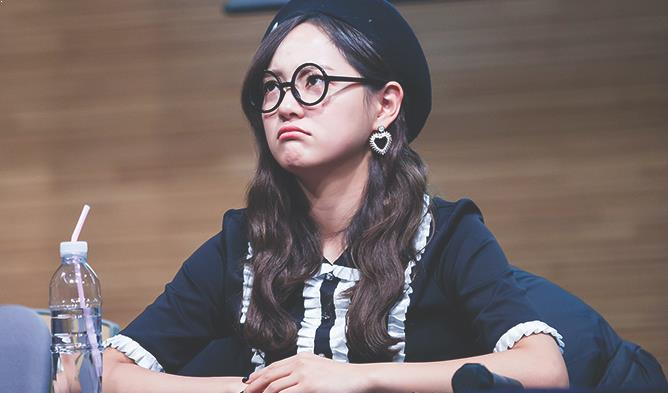 SeJeong, SeJeong Profile, SeJeong Pout