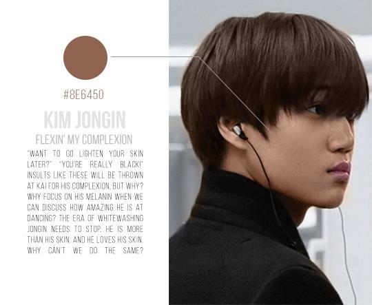 EXO Kai Skin, KPop Idol Skin