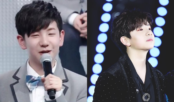 THE EASTLIGHT WOOJIN, PRODUCE 101 WOOJIN, WOOJIN TRANSFORMATION, WOOJIN CHANGE