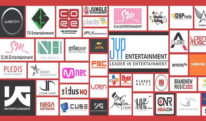 KPop Logos