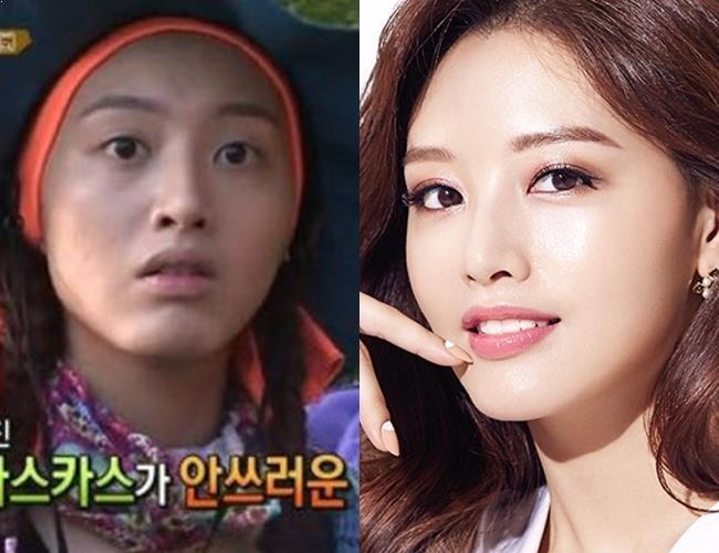 JaeKyung, JaeKyung Профиль, JaeKyung No Makeup, KPop Idol No Makeup