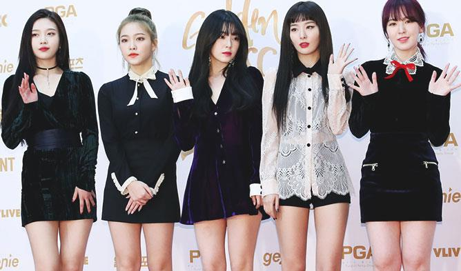 red velvet profile  sm entertainment u0026 39 s five member girl group  u2022 kpopmap