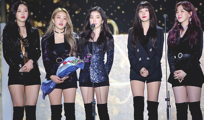 Red Velvet 2018, Red Velvet Profile, Red Velvet
