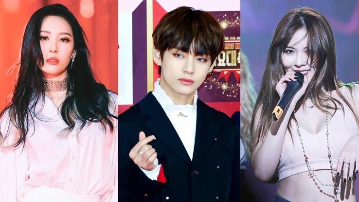 Idols Who Look Like Vampires