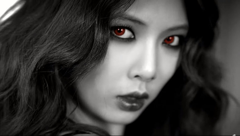 hyuna, 4minute hyuna, hyuna volume up, hyuna vampire,