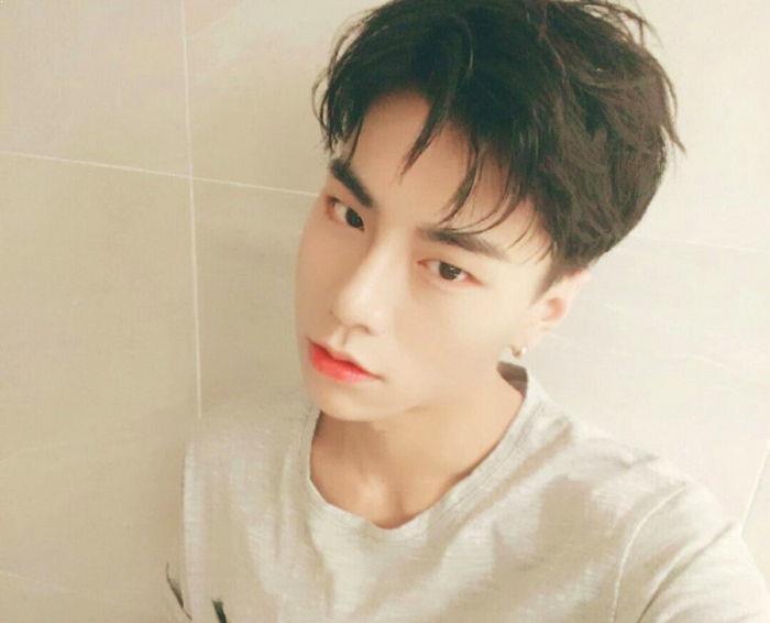 JBJ SangKyun, JBJ SangKyun Profile, Kpop Idol Eyebrows