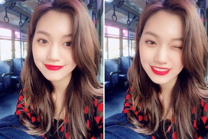 Weki Meki DoYeon, Weki Meki DoYeon Instagram