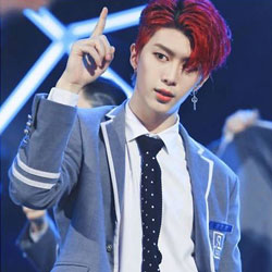 fan chengcheng, yuehua trainee, idol producer, nine pecent, kpop chinese trainee, fan bingbing