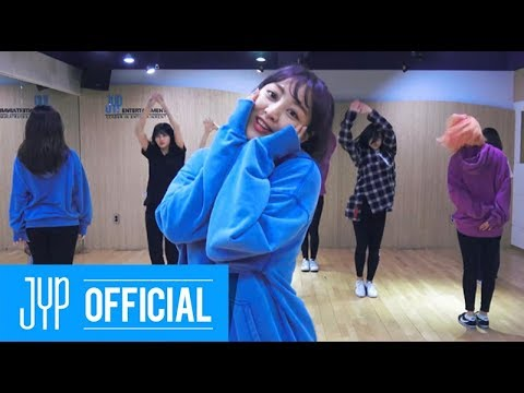 Video )) TWICE - What Is Love (Dance Practice For ONCE