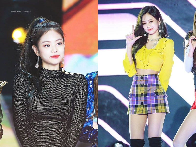 BLACKPINK\u0027s Jennie Reveals Why She Does Not Tie Pigtails On