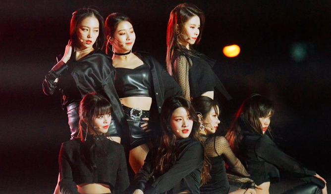clc ideal type, clc kpop members, clc yeeun ideal type