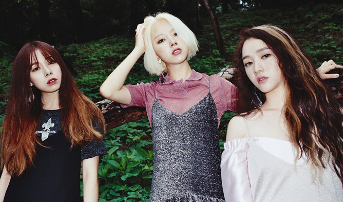 LADIES CODE members kpop profile, LADIES CODE rise died, LADIES CODE eunbi died, LADIES CODE car accident, kwon rise died date, eunbi died date