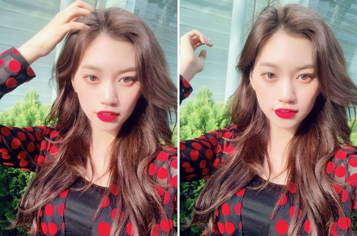 Weki Meki DoYeon, DoYeon, Weki Meki DoYeon Instagram