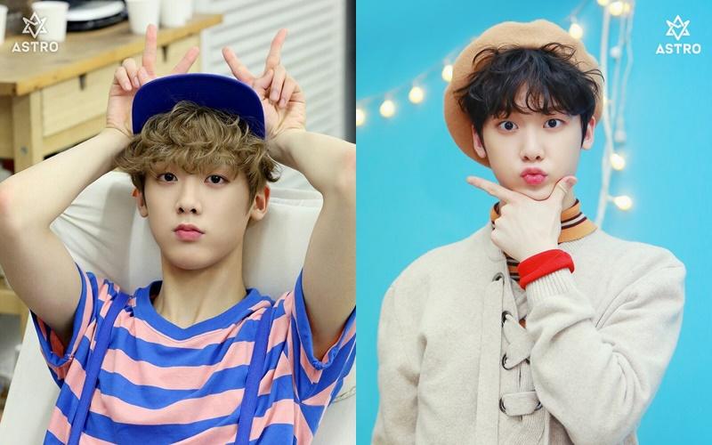 astro, astro sanha, sanha, astro sanha curly hair, kpop idols curly hair, sanha profile, astro profile