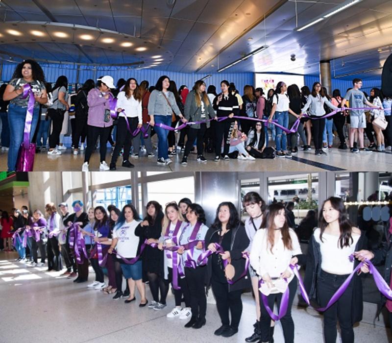 bts, bts army, bts purple ribbon army, bts lax, bts bbmas, bts billboard, bts fans