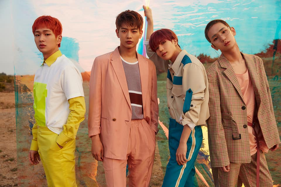 Shinee 6th Album The Story Of Light Teaser Photo Kpopmap