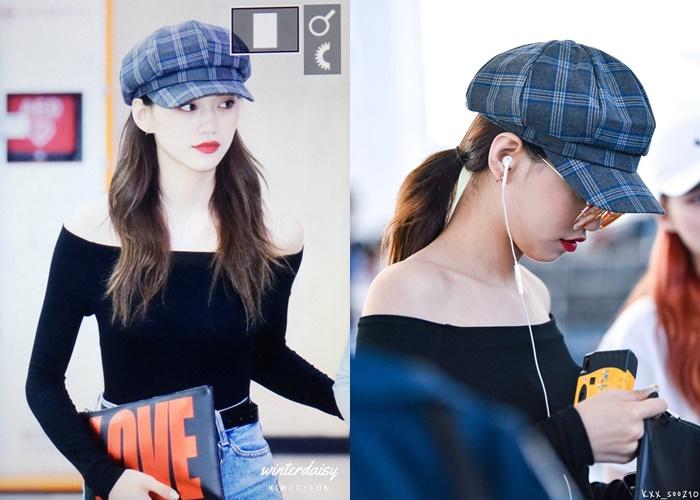 weki meki profile, weki meki doyeon, weki meki airport, weki meki fashion, doyeon fashion, doyeon airport