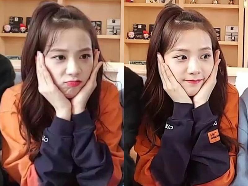 blackpink, blackpink jisoo, jisoo, jisoo apple hair, blackpink profile, blackpink jisoo facts, jisoo profile, kpop idols apple hair