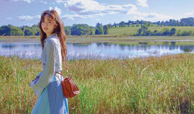 Kim SoHyun actress, Kim SoHyun australia, Kim SoHyun cosmopolitan, Kim SoHyun pictures, Kim SoHyun photoshoot