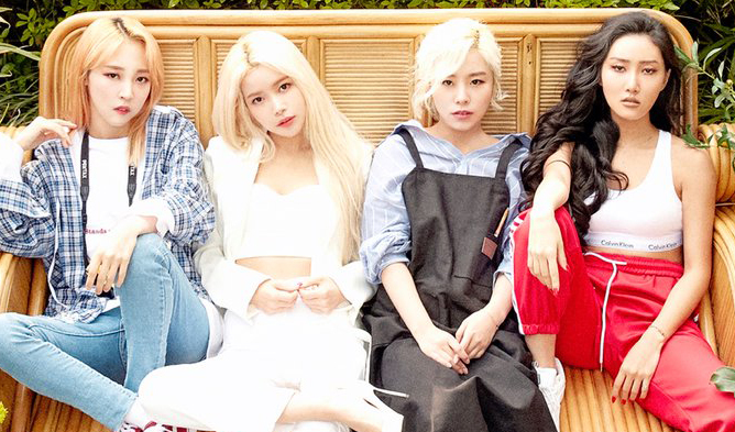 4 Years With MAMAMOO – From RBW's Only Girl Group To R&B