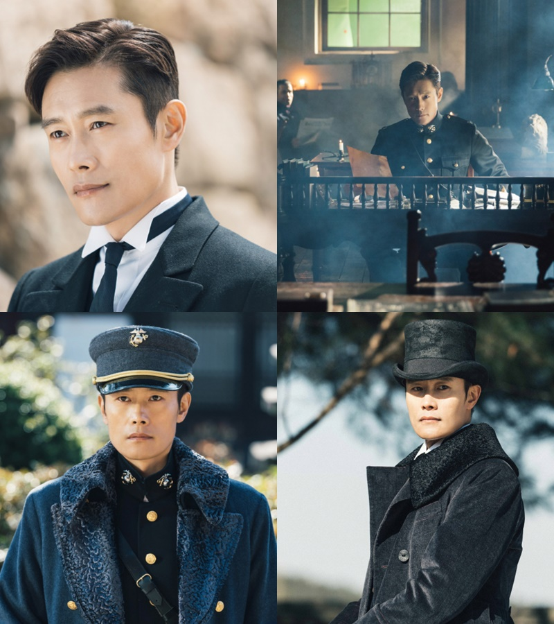 """Stunning Costumes And Visual For The Hot Upcoming Drama """"Mr"""