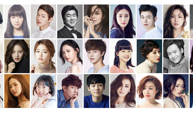 namoo actors, korean actors agency, Park MinYoung, Moon ChaeWon, Lee JoonGi, Shin SeKyung, Ji Sung