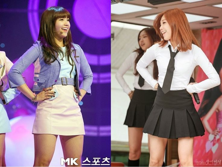 Apink's EunJi Maintains Her Amazing Figure After 15kg Weight Loss
