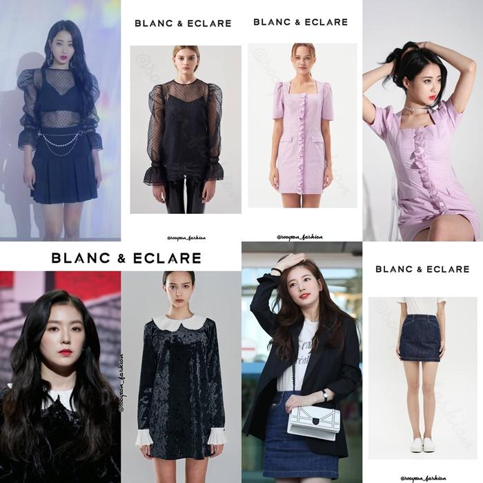 jessica, jessica blanc and eclare, blanc, blanc and eclare, kpop idols fashion, girls generation, snsd, snsd jessica