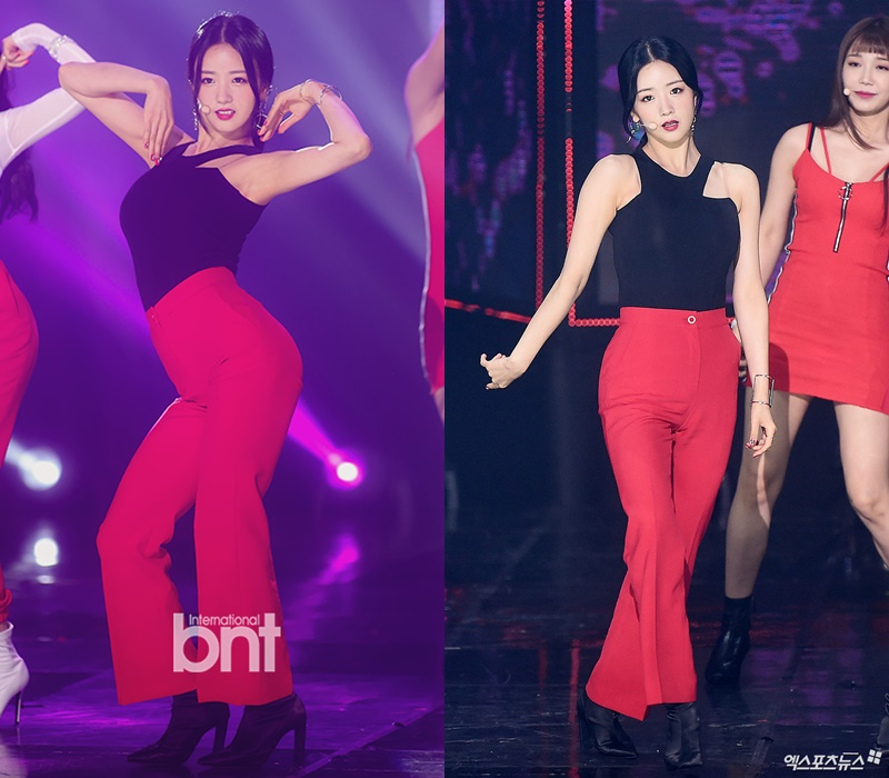 Apink's BoMi Wows With Her S Line On