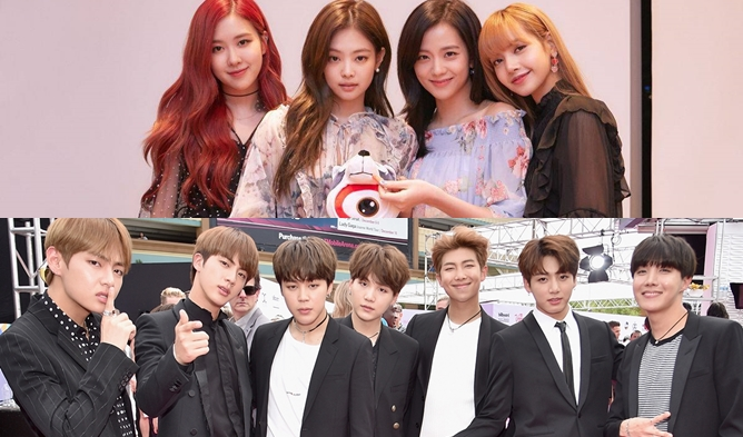 BTS BLACKPINK