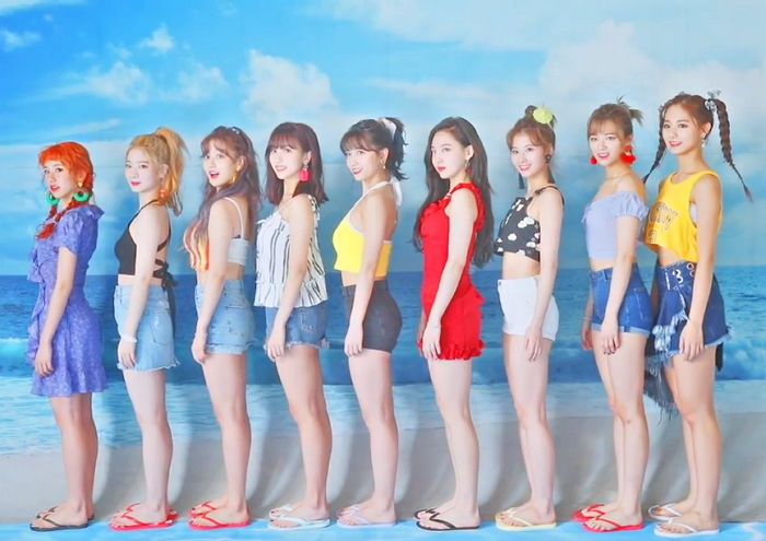 TWICE Height