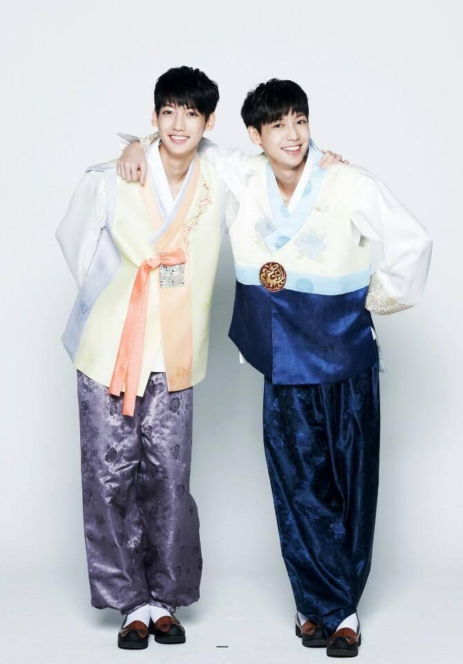 boyfriend, boyfriend twins, boyfriend gwangmin, boyfriend youngmin, youngmin, gwangmin,