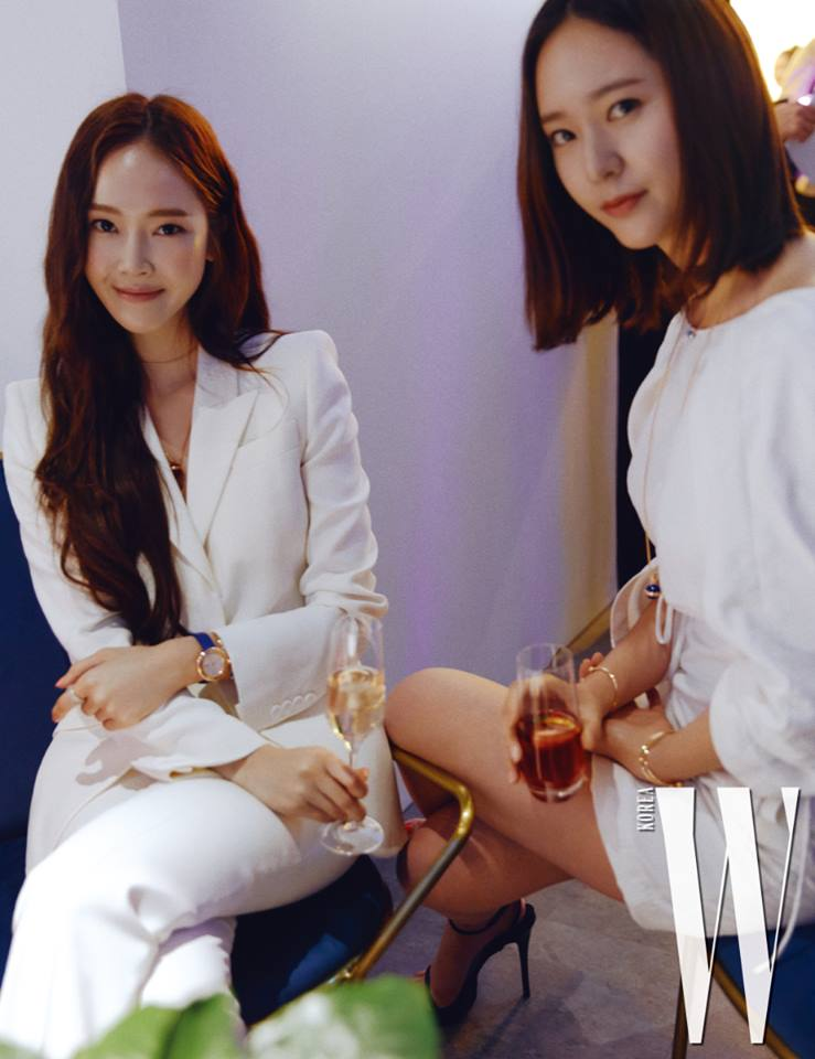 jessica, krystal, jessica krystal, jessica sister, krystal sister, sm siblings, sm town, sm entertainment, fx, snsd,