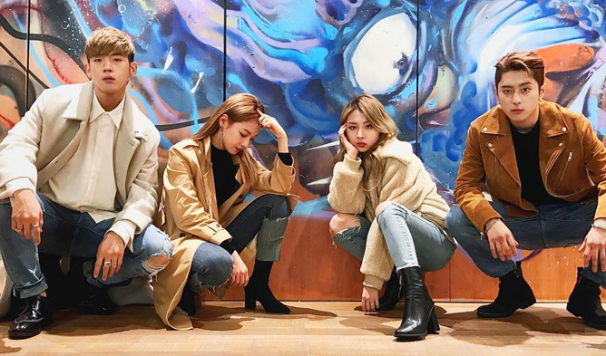 kard, kard height, kard profile, kard members, kpop idols height, kard somin, kard somin height, somin