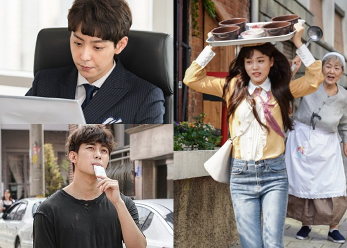 Witch's Love cast, Witch's Love summary, Witch's Love drama,, Witch's Love hongbin, witchs love mbn, witchs love hongbin, vixx hongbin 2018 drama, hyun woo witchs love, yoon sohee witchs love