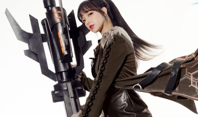 WJSN profile, Cheng Xiao video game, Cheng Xiao soulworker, Cheng Xiao iris yuma