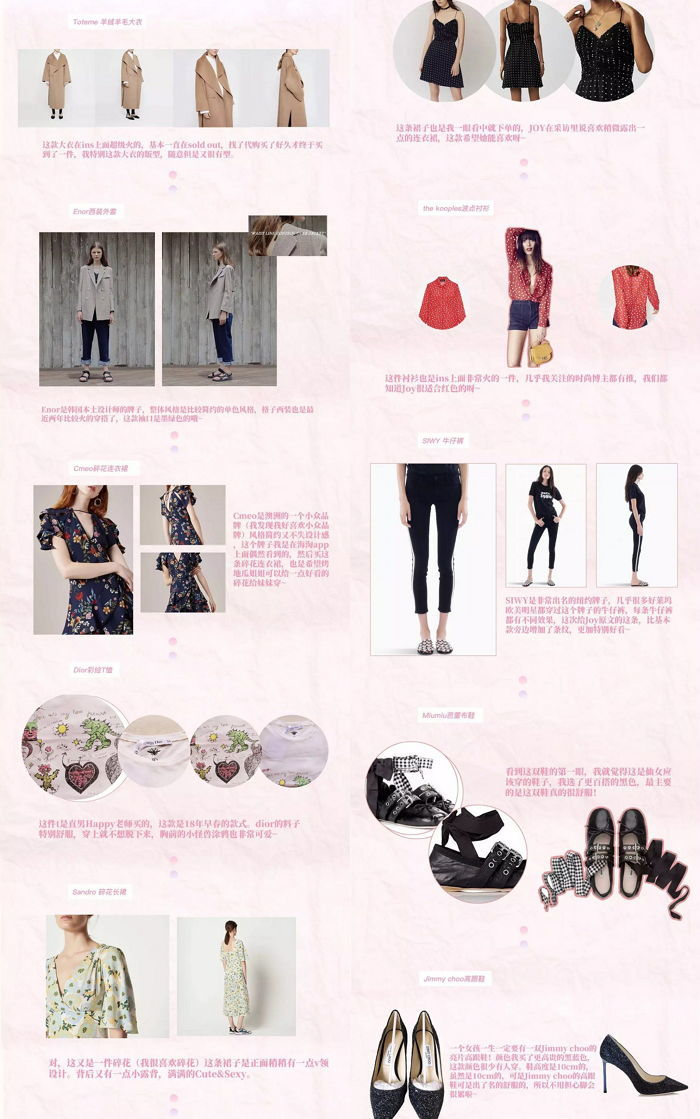 Chinese Fans Reveal 40000 Worth Of Designer Items For Red Velvet