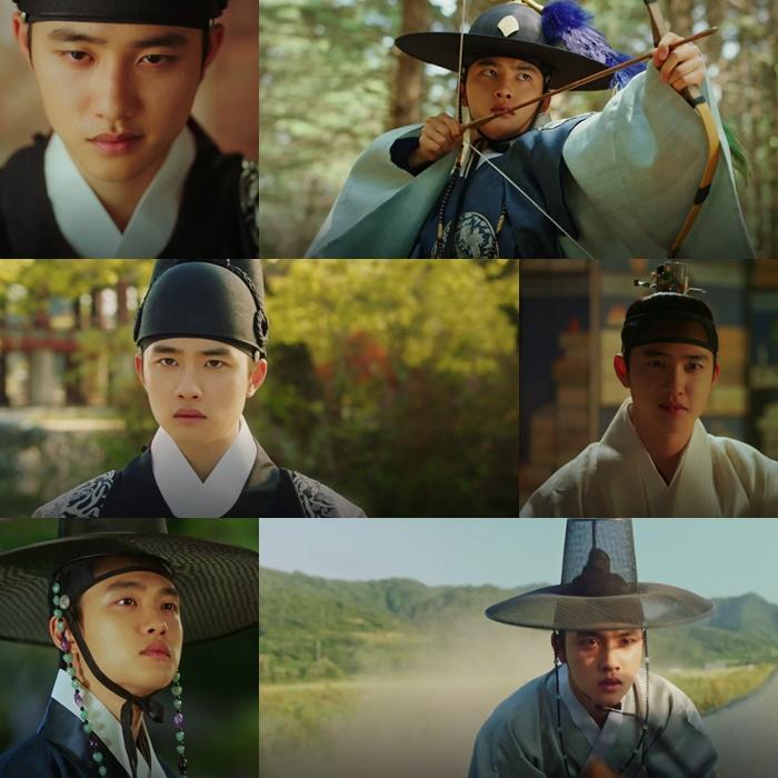 100 Days My Prince teaser, do drama 2018, do nam jihyun, do drama, do historical, do prince, do hanbok