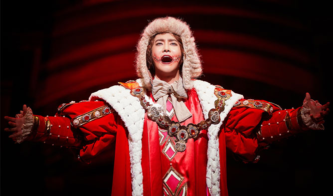 Suho musical, suho 2018, suho The Man Who Laughs, suho Gwynplaine, The Man Who Laughs korea, The Man Who Laughs musical, The Man Who Laughs suho