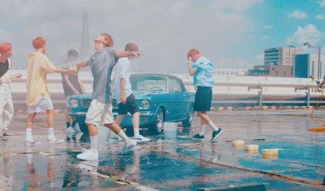 nct dream comeback, nct dream we go up, nct MV filming location, sm coex