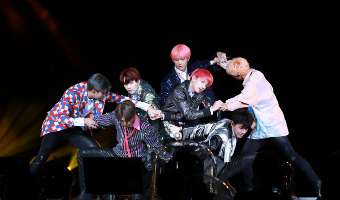 Exclusive Review Bts World Tour Love Yourself In Seoul Kpopmap