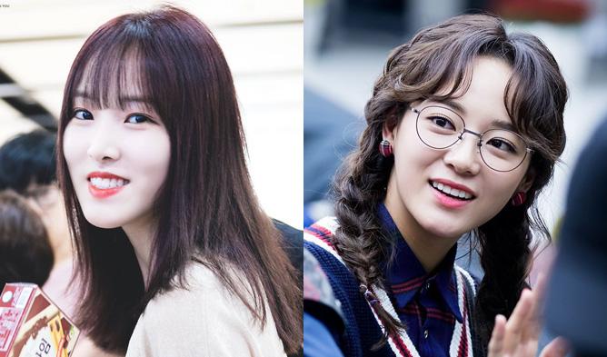 gfriend, gfriend yuju, yuju, gfriend profile, gfriend members, gfriend facts, gugudan sejeong, sejeong, gugudan profile,