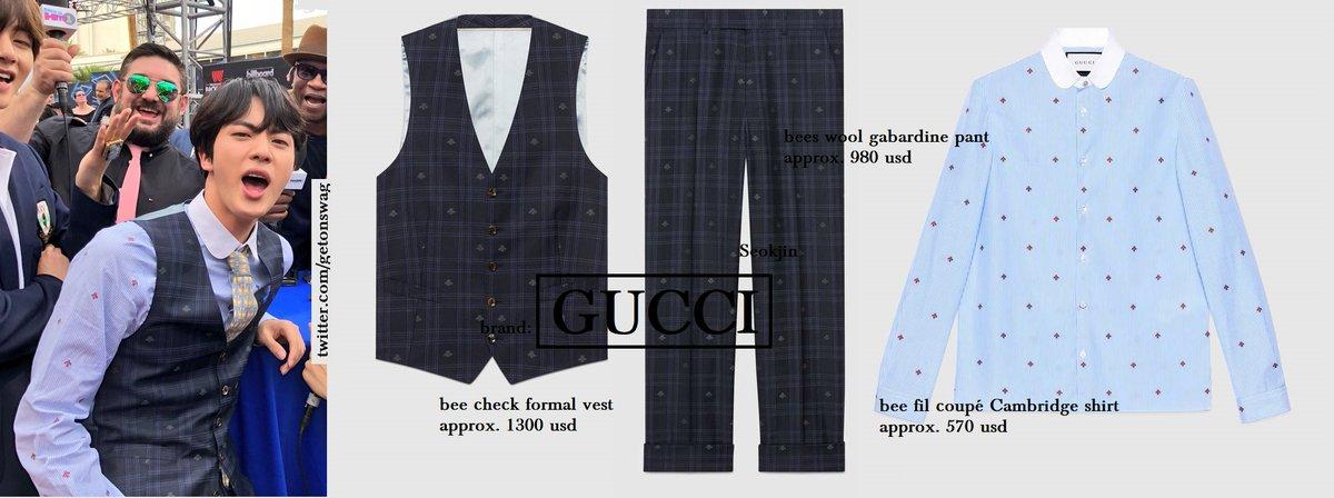 мода идола, exo bts, kai gucci, jin gucci, bts gucci, exo gucci, kpop fashion