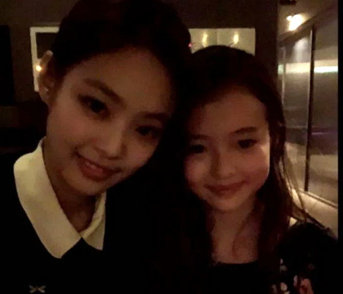 BLACKPINK Jennie Ella