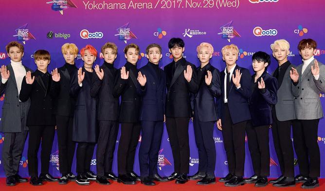mama 2018, mama korea, mama japan, mama hongkong, mama 2018 lineup