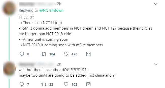 SM Officially Announced NCT CHINA Debut And Fans Continue Chaotic