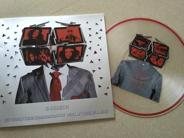 gdragon, bigbang, gd, bigbang vinyl, gd lp album, gd vinyl