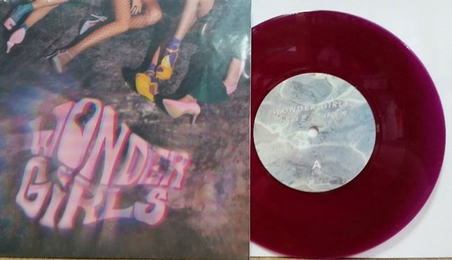 wonder girls, wg, wonder girls fact, wonder girls profile, wonder girls lp, wonder girls vinyl