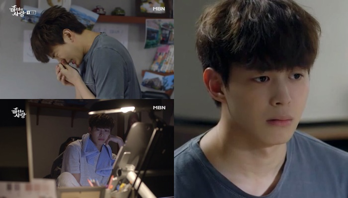 vixx hongbin, hongbin drama 2018, hongbin witchs love, hongbin drama, hongbin acting, hongbin 2018, hongbin drunk